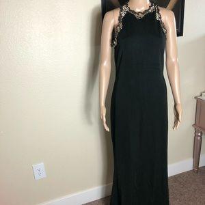 Casadei Black Dress